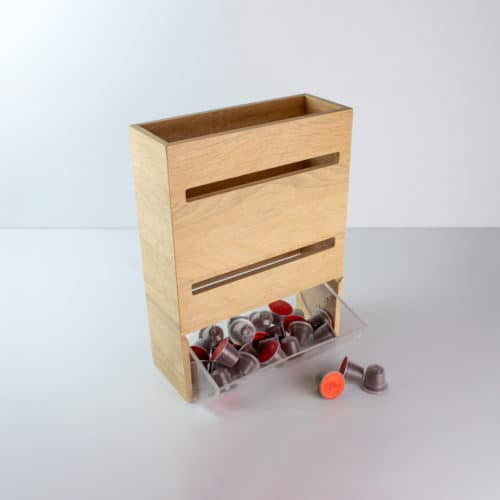 Coffee pods holder