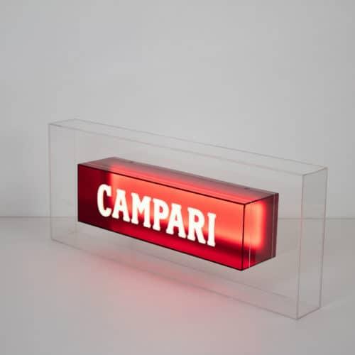 Campari sign
