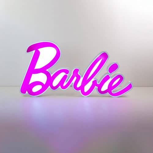 Barbie sign