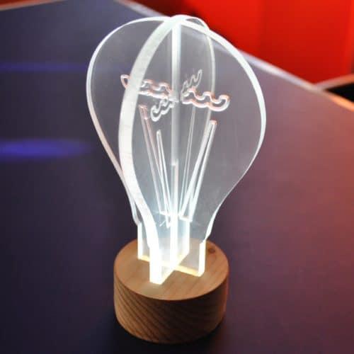Lampada idea