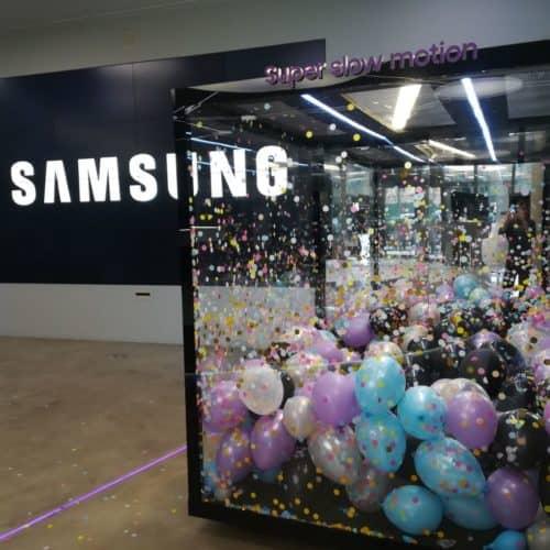 Slow Motion - Samsung
